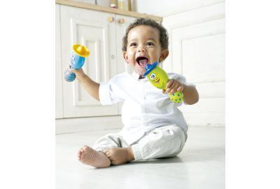Los mejores juegos para tu bebé de 7 a 9 meses