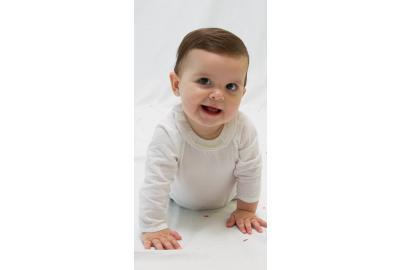 Cómo es mi bebé con ocho meses