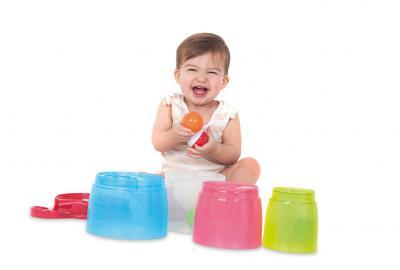 Los mejores juegos para tu bebé de 10 a 12 meses