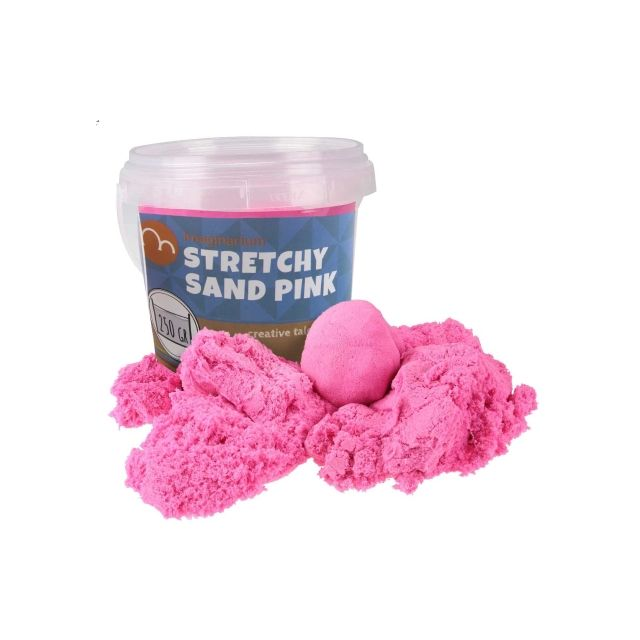 STRETCHY SAND PINK