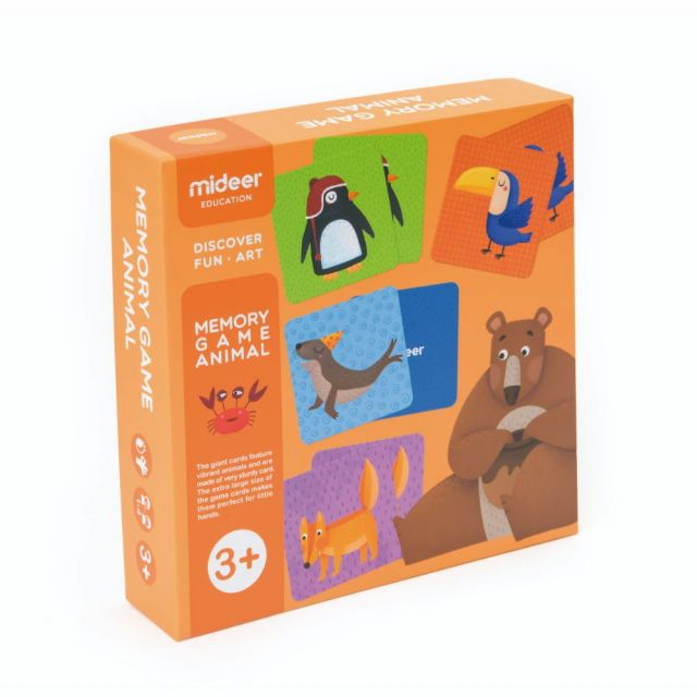 MEMORY GAME ANIMAL