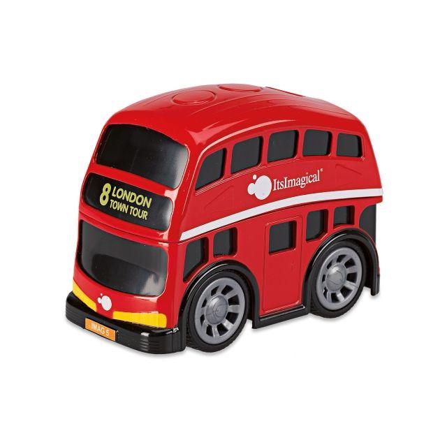 COMIC-CARS! LONDON BUS