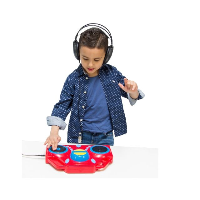 DJ MIXER GARAGEBAND