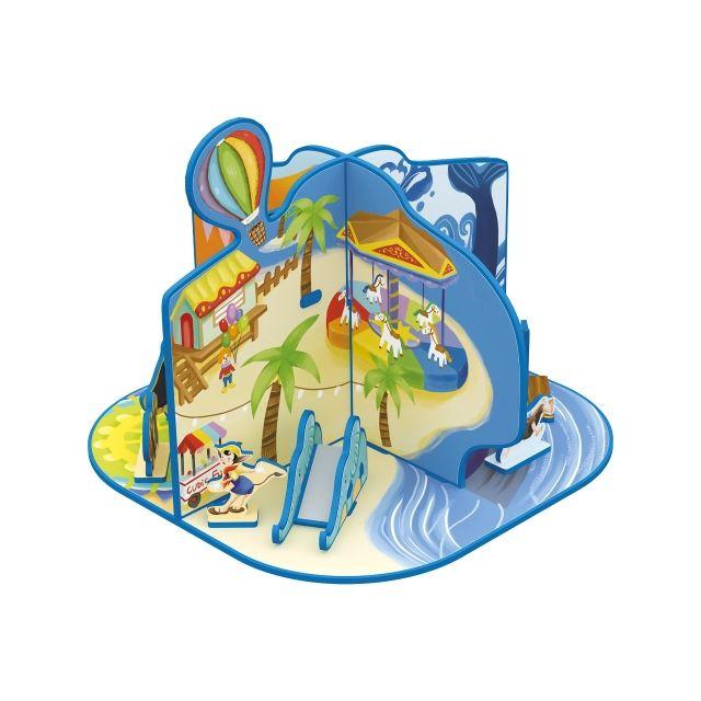 PINOCCHIO 3D-BOOK