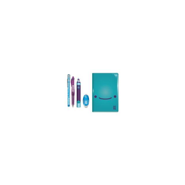 NOTEBOOK BUNDLE PURPLE BLUE